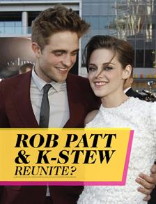 Robpatz & K-Stew Reunite?