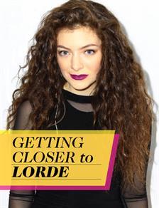 Meet Lorde