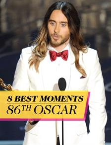8 Best Oscar Moments