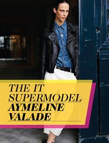 Supermodel Strike: Aymeline Valade