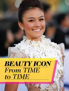 BEAUTY ICON FROM TIME TO TIME