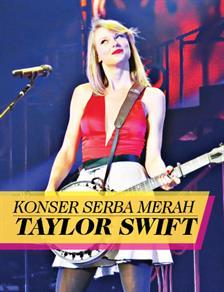 Konser Serba Merah Taylor Swift