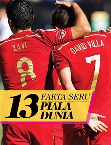 13 Serba-Serbi Piala Dunia