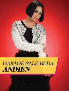 Besok, Andien Gelar 'Koperku Garage Sale'