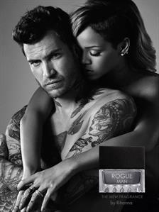 Rihanna's Rough Man Fragrance