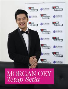 Morgan Oey