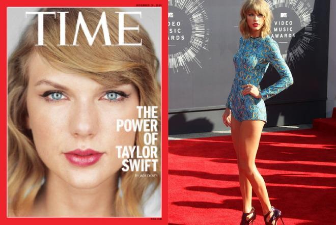 Dominasi Taylor Swift
