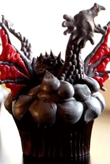 Cupcake ala Game of Thrones