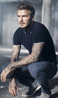 Kolaborasi H&M dan David Beckham