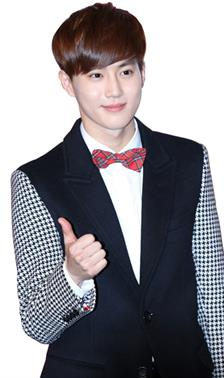 Debut Film Suho 'EXO'