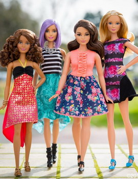Tubuh Baru Barbie