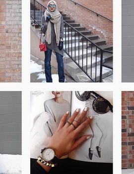 7 Instagram Hijab Fashion Wajib Follow